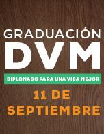Graduación DVM 2016