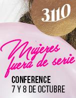 31:10 Conference ¨Mujeres Fuera de Serie¨