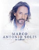 Marco Antonio Solis - MAS 40