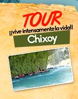 Fotobus Tubbing Río Chixoy