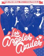 Los Ángeles Azules 2015