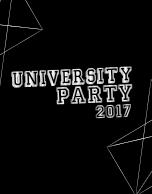 University Party 2017