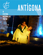Antígona - IX Festival Nacional de Teatro