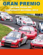 Final del Campeonato Nacional de Automovilismo 2014