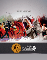 Ballet Folklórico de México - Fiesta Mexicana Función 1