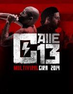 Calle 13 Gira Multiviral
