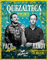 Paco Ayala y Randy 2015