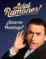 Adal Ramones Tour Monólogos 2015