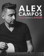 Alex Campos Tour Derroche de Amor 2015