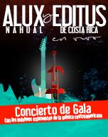Alux Nahual y Editus en Concierto