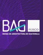 Bienal de Arquitectura de Guatemala BAG 1