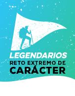 Legendarios Reto Extremo de Carácter 2015