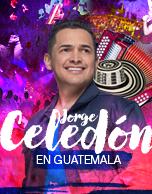 Jorge Celedón Guatemala 2016