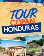 Tour Copán Honduras 2015