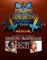 ExpoTattoo Guatemala 2016