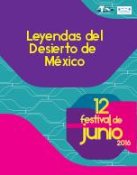 Leyendas del Desierto De México 2016