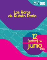 """Presentación del Libro """"Los Raros"""" de Rubén Darío"""