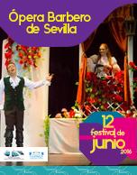 Ópera Barbero de Sevilla 2016