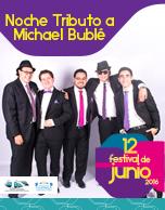 Noche Tributo a Michael Bublé 2016