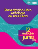 Presentación del Libro Antología de Raúl Leiva