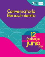 """Conversatorio Renacimiento  Centro Cultural """"Miguel Ángel Asturias"""""""