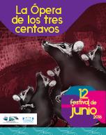 """Teatro Musical  """" La Ópera de los tres centavos"""""""