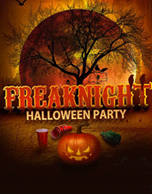 Freak Night Halloween Party 2015