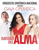 Gala Operática - Navidad del Alma 2015