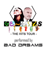 Bad dreams, los hits de Genesis 2015