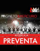 Magneto & Mercurio 2016