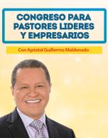 Congreso para Pastores Líderes Empresarios y Comerciantes 2016