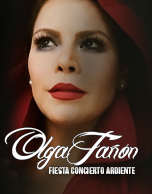 Olga Tañon Fiesta Concierto Ardiente