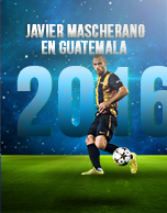 Mascherano y sus amigos 2016