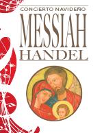 Concierto Navideño Messiah Handel 2015