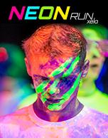 Neon Run Xela 2016
