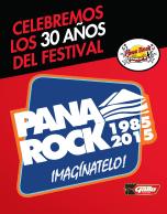 30 Aniversario Festival Pana Rock 1985 - 2015