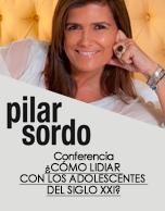 Pilar Sordo Conferencia: ¿Cómo lidiar con los adolescentes del siglo XXI?