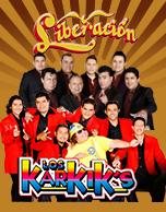 Grupo Liberación y Los Karkik's 2015