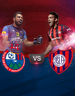 Municipal vs San Lorenzo 2016