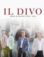 Il Divo Amor & Pasion Tour 2016