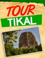 Tour Tikal 2016