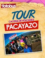 """Cazadores de Volcanes """"Volcán de Pacaya"""" 2016"""