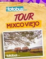 Tour Mixco Viejo 2015