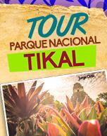 Tour Tikal 2015