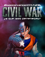 Expo-Convencion Civil War 2016