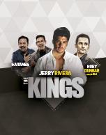 The Kings Jerry Rivera, Huey Dunbar & Gaitanes