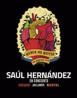 Saúl Hernández 2016