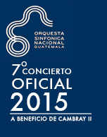 7o. Concierto Oficial - a Beneficio de Cambray II