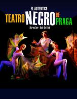 El Autentico Teatro Negro de Praga 2016