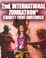 2nd. International Zumbathon® Charity Event 2015